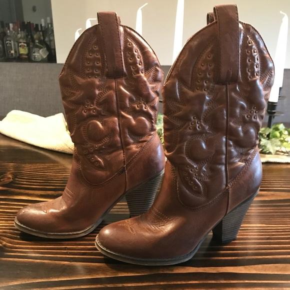 DSW Shoes | Cowboy Boots Dsw | Poshmark
